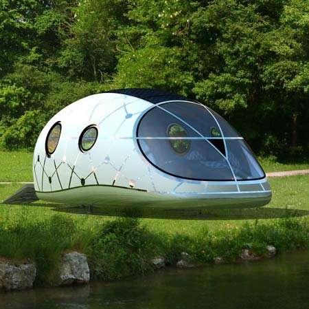 Futuristic Mobile Homes