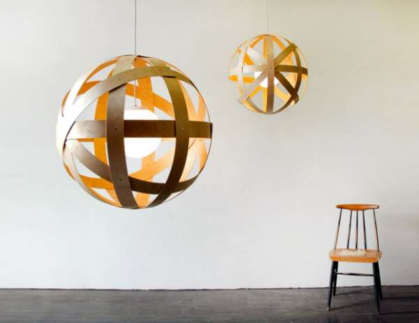 Orbit-Inspired Lighting