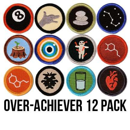 Merit Badge For Adults