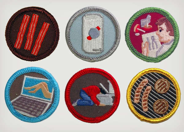 demerit badges