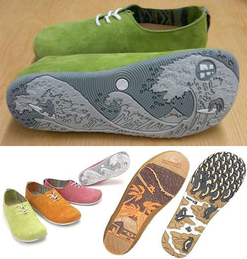 merrell ukiyo-e shoes