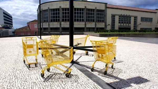 Critical Consumerism Installations