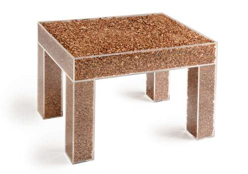 Wood Chip Furniture