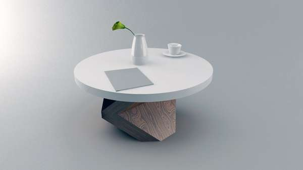 Kneeling Coffee Tables
