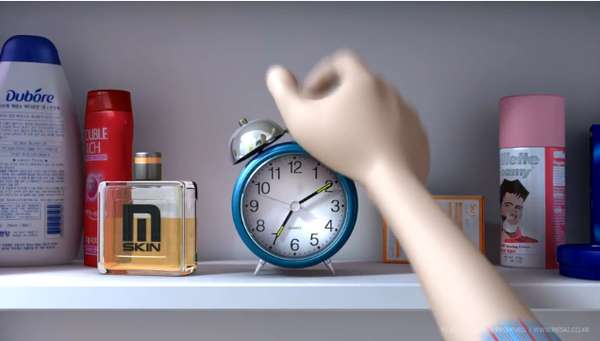 Alarm Clock Animations
