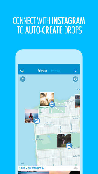 Location-Creating Photo Apps