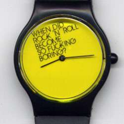 Ironic Wristwatches