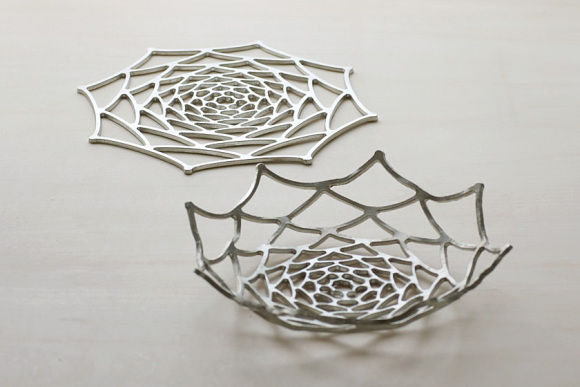 Malleable Metal Bowls