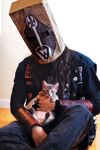 Death Metal Feline Diaries