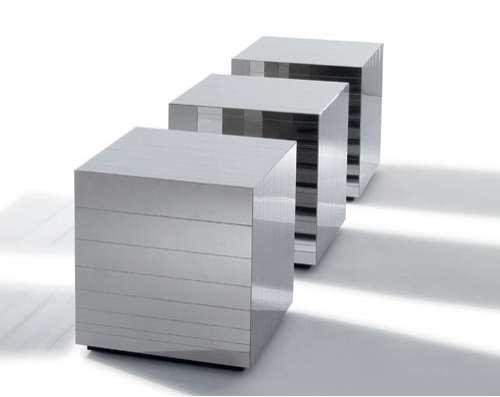 Minimalist Metallic Furnishings Metal Furniture