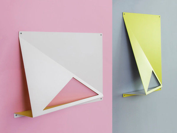 Geometric Magnetic Shelves