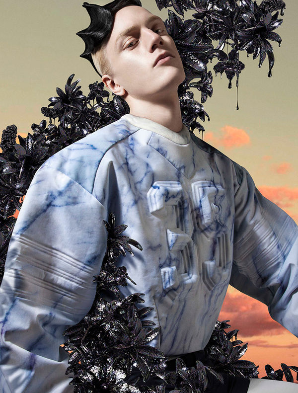 Neoteric Menswear Editorials