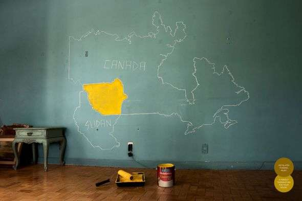 Regional Climate Paint Campaigns