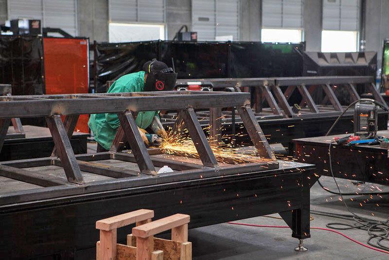 Hyperloop Manufacturing Facilities