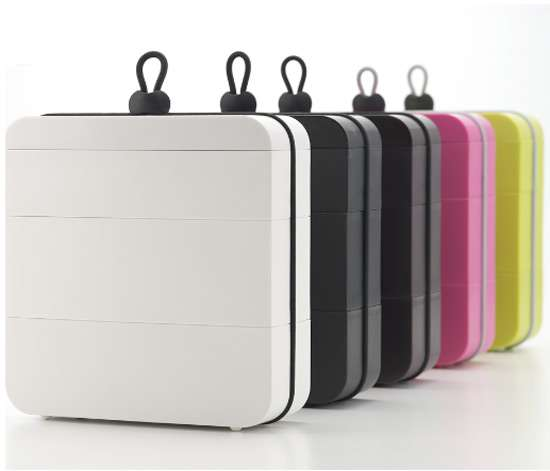 Compact Lunch Boxes