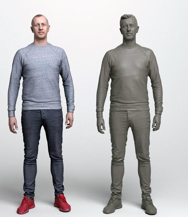 Photo-Realistic 3D Avatars