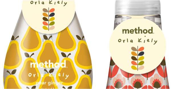 Delightfully Patterned Detergents