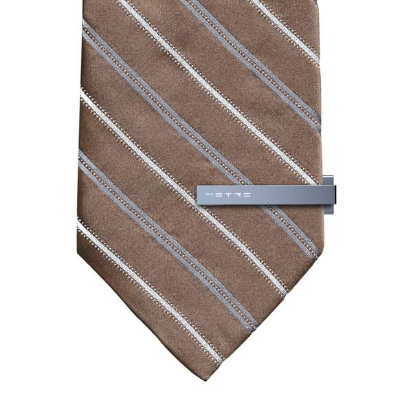 Suave Tie Clip USBs