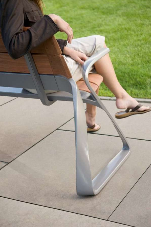 Sleek Street Furniture