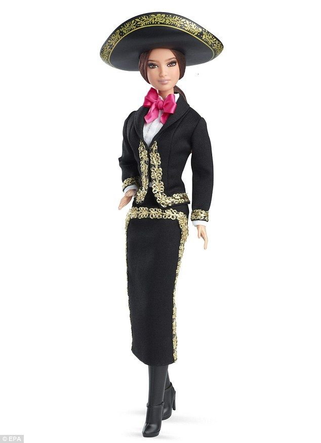 Mexican Barbie Editions