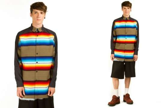 Serape-Inspired Streetwear