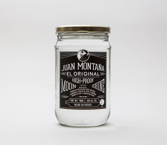 All-Natural Modern Moonshines