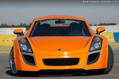 Mexican Supercars