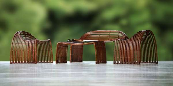Wicker-Like Furniture