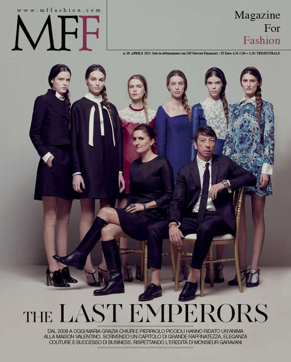 MF Fashion 'The Last Emperor'