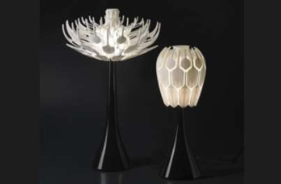 Blossoming Light Fixtures