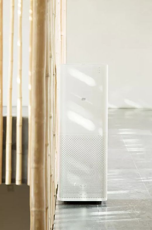Triple-Filtered Air Purifiers