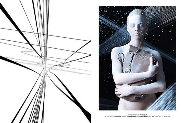 Cosmically Stringed Editorials