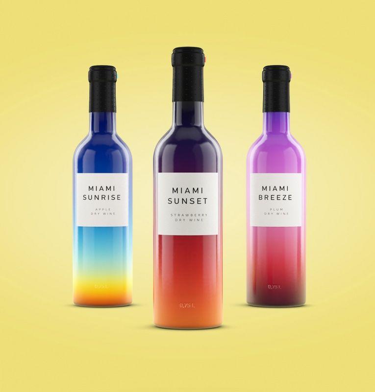 Tropical Horizon Branding