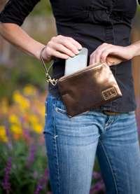 Hacker-Resistant Mobile Bags