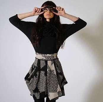 Trapezoidal Knitwear
