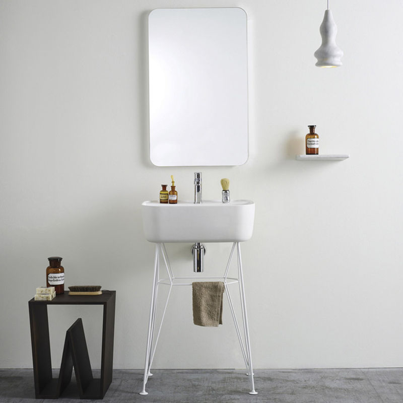 Furniture-Inspired Sinks