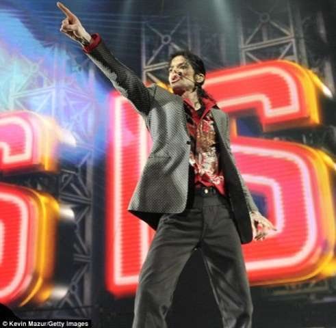 3D King of Pop Tributes