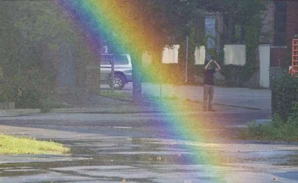 Man-Made Rainbows