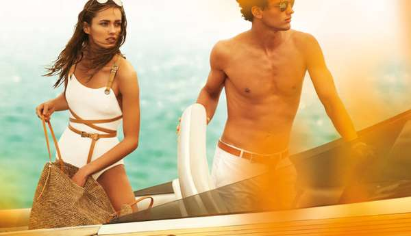 Luxury Leisure Lookbooks
