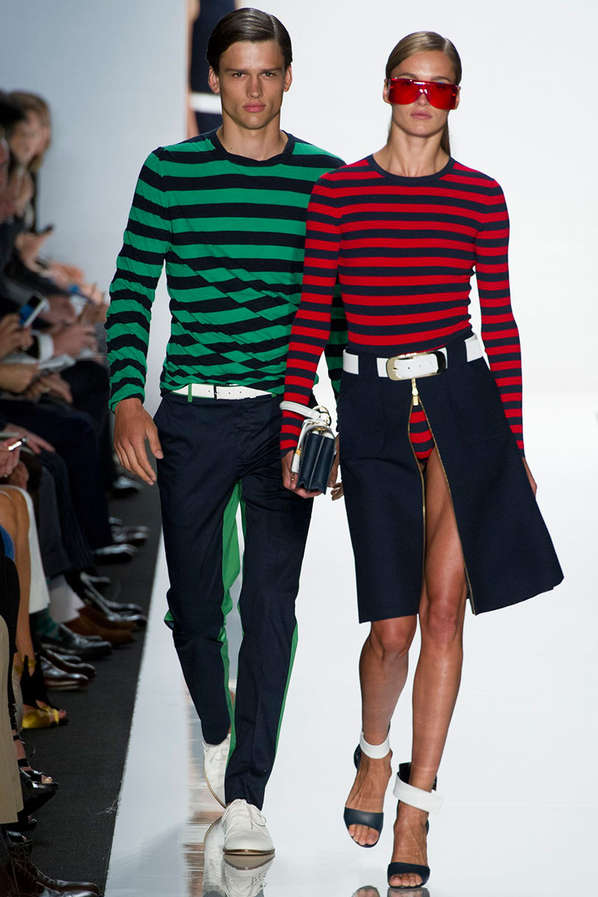 Sensationally Striped Collections