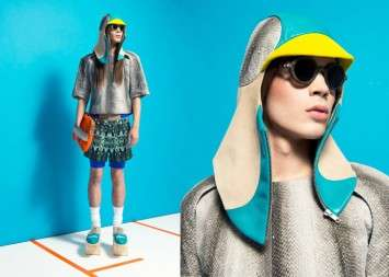 Fishy Fashion Lookbooks