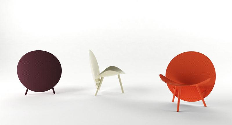 Carbon Fiber Chairs