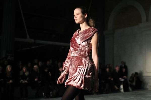 Vivacious Velvet Fashions