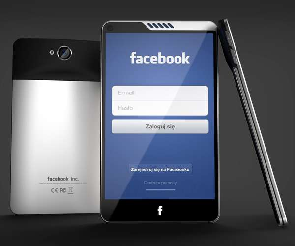 Fantastically Flat Facebook Phones