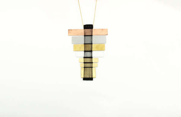 Bold Handwoven Necklaces
