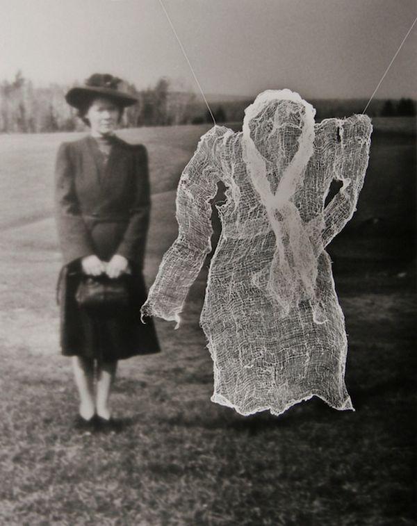 Ghost-Like Heirloom Photography