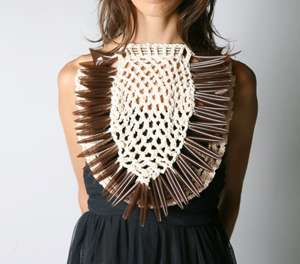 Pleated Leather Accessories