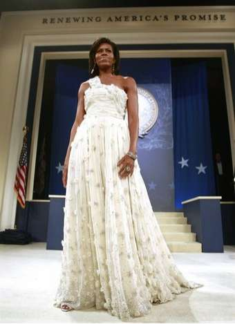 Inaugural Ball Gowns