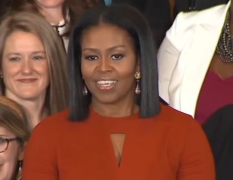 Education-Focused First Lady Speeches