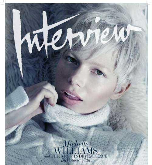 Michelle Williams Interview Magazine